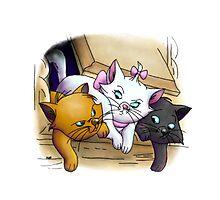 Baby Kitties Photographic Print