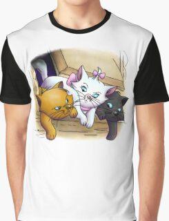 Baby Kitties Graphic T-Shirt