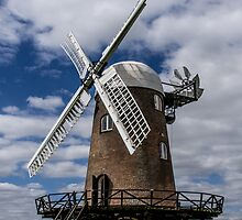 Wilton Windmill by Tony Cave