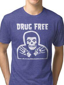 Drug Free Tri-blend T-Shirt