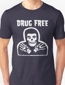 Drug Free Unisex T-Shirt