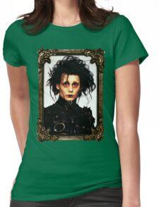 Edward Scissorhands Womens Fitted T-Shirt