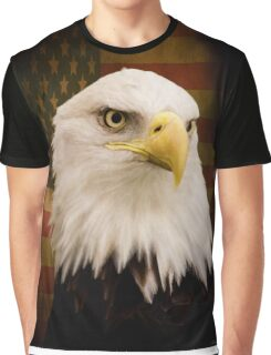 May Your Heart Soar Like An Eagle Graphic T-Shirt