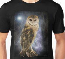 Wise Old Owl - Image Art Unisex T-Shirt