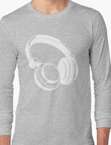 Gift Headphones Long Sleeve T-Shirt