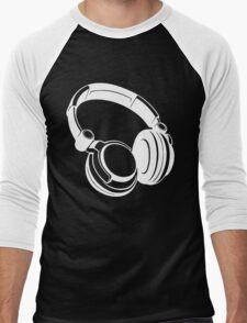 Gift Headphones Men's Baseball ¾ T-Shirt