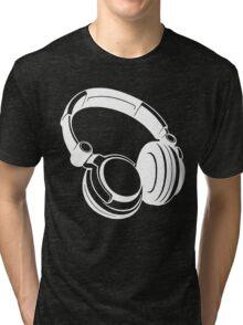Gift Headphones Tri-blend T-Shirt