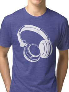 Gift Headphones Tri-blend T-Shirt