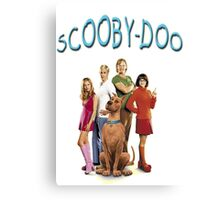 Scooby-Doo Canvas Print