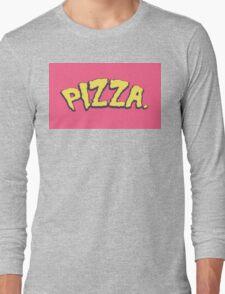 Love Pizza Long Sleeve T-Shirt