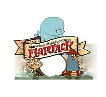 Flapjack Photographic Print