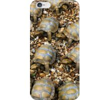 Do tortoises make noises? - Yampoem iPhone Case/Skin