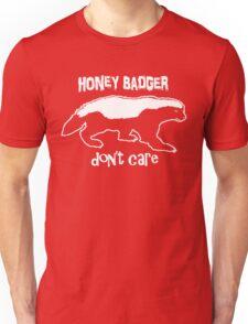 Honey Badger Don't Care Unisex T-Shirt