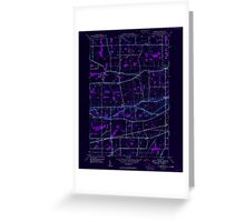 New York NY Cambria 123146 1949 24000 Inverted Greeting Card