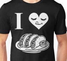 I love Mexican Tacos con cilantro y limon Unisex T-Shirt