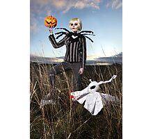 Jack Skellington - The Nightmare Before Christmas Photographic Print
