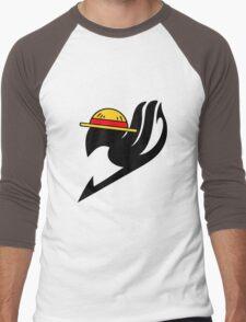Fairy Tail piece Men's Baseball ¾ T-Shirt