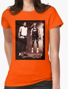 MJodan, Spike Lee Womens Fitted T-Shirt