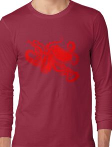 Octopus Long Sleeve T-Shirt