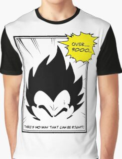 The Power Over 9000 Graphic T-Shirt