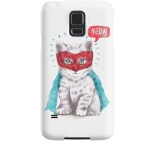 At Your Service Samsung Galaxy Case/Skin