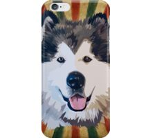 Alaskan Dog iPhone Case/Skin