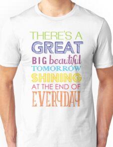 Carousel Of Progress Unisex T-Shirt