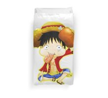 Luffy Chibi Duvet Cover