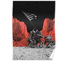 The Mars War Poster