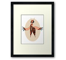 Earth Ant Brewed Coffee Framed Print