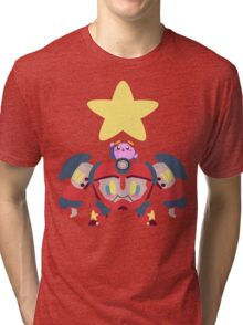 Kirby Lagann Tri-blend T-Shirt