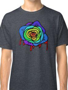 Rainbow bleading beauty Classic T-Shirt