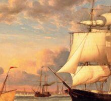 Tall Ships  Sticker