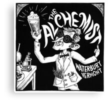 The Alchemist Brewery Canvas Print