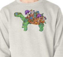 Rainbow Mushroom Tortoise  Pullover