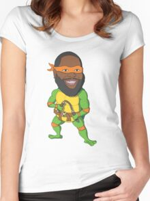 Killer Mikey Women's Fitted Scoop T-Shirt