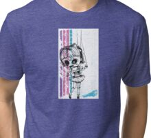 Hanging by the Strings Tri-blend T-Shirt