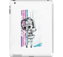 Hanging by the Strings iPad Case/Skin