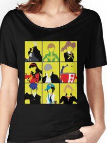 Persona 4 golden cast Women's Relaxed Fit T-Shirt