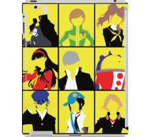 Persona 4 golden cast iPad Case/Skin