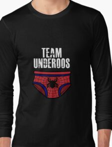 Team Underoos - Spiderman Civil War T-Shirt