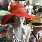 *Stylish Hats at Daylesford Convent Gallery*  by EdsMum