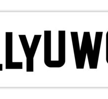 hallyu Sticker