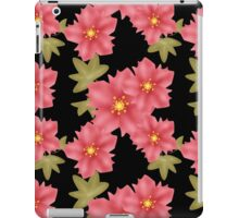 Seamless floral pattern iPad Case/Skin