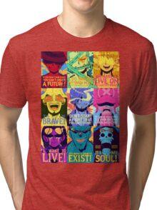 One Piece Crew Tri-blend T-Shirt