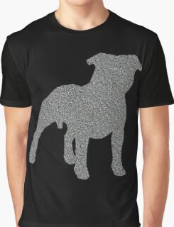 Staffordshire Bull Terrier 2 Graphic T-Shirt