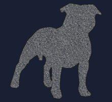 Staffordshire Bull Terrier 2 One Piece - Short Sleeve