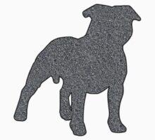Staffordshire Bull Terrier 2 Kids Tee