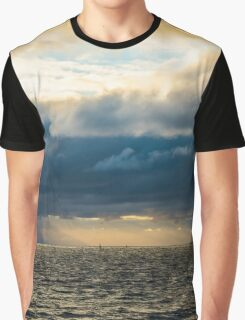 Ray Of Light Graphic T-Shirt