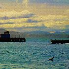 San Francisco Pier by mrfriendly